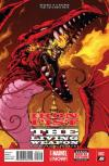 Iron Fist: The Living Weapon #2 comic books for sale