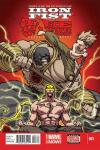 Iron Fist: The Living Weapon #3 comic books for sale