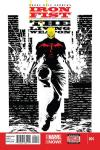 Iron Fist: The Living Weapon #4 comic books for sale