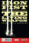Iron Fist: The Living Weapon #6 comic books for sale