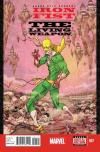 Iron Fist: The Living Weapon #7 comic books for sale