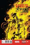 Iron Fist: The Living Weapon #8 comic books for sale