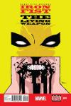 Iron Fist: The Living Weapon #9 comic books for sale