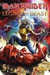 Iron Maiden: Legacy of the Beast Comic Books. Iron Maiden: Legacy of the Beast Comics.