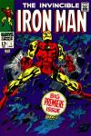Iron Man comic books