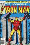 Iron Man #100 comic books for sale