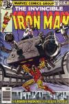 Iron Man #116 comic books for sale