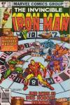 Iron Man #123 comic books for sale