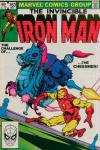 Iron Man #163 comic books for sale