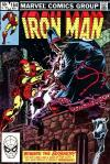 Iron Man #164 comic books for sale