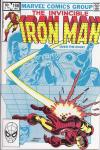 Iron Man #166 comic books for sale