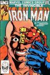 Iron Man #167 comic books for sale
