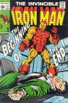 Iron Man #17 comic books for sale