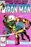 Iron Man #171 comic books for sale