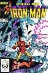Iron Man #176 comic books for sale