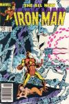 Iron Man #176 comic books for sale