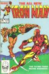Iron Man #177 comic books for sale
