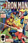Iron Man #188 comic books for sale