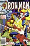 Iron Man #188 comic books for sale