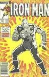 Iron Man #191 comic books for sale