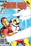 Iron Man #197 comic books for sale