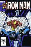 Iron Man #199 comic books for sale