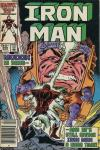 Iron Man #205 comic books for sale