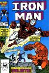 Iron Man #206 comic books for sale