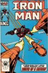 Iron Man #208 comic books for sale