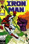 Iron Man #209 comic books for sale