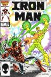 Iron Man #211 comic books for sale