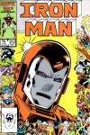 Iron Man #212 comic books for sale