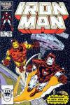 Iron Man #215 comic books for sale