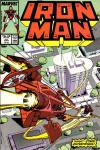 Iron Man #217 comic books for sale