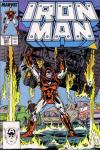 Iron Man #222 comic books for sale