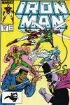 Iron Man #224 comic books for sale