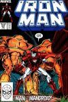 Iron Man #227 comic books for sale