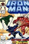 Iron Man #229 comic books for sale