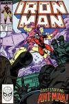 Iron Man #233 comic books for sale