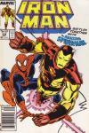 Iron Man #234 comic books for sale