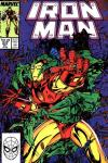 Iron Man #237 comic books for sale