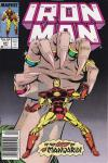 Iron Man #241 comic books for sale