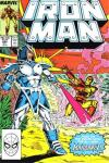 Iron Man #242 comic books for sale