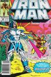 Iron Man #242 comic books for sale