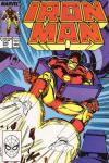 Iron Man #246 comic books for sale