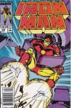 Iron Man #246 comic books for sale