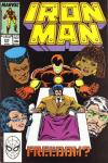 Iron Man #248 comic books for sale