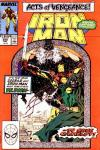 Iron Man #250 comic books for sale