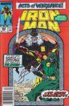 Iron Man #250 comic books for sale