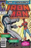 Iron Man #252 comic books for sale